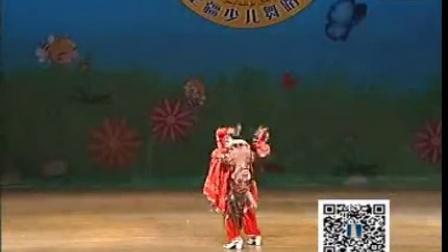 幼儿舞蹈-群舞-独舞:1《飞翔》  买力开  独舞-来自公众号:幼师秘籍