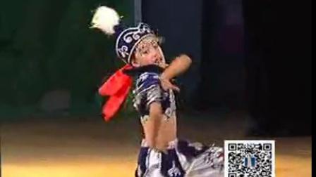 幼儿舞蹈-群舞-独舞:7《吉祥三宝》  艾合塔木  独舞-来自公众号:幼师秘籍
