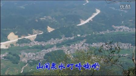 广西贵港市港南区神奇的圣山