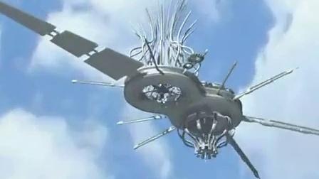 最清晰 最新型出现的UFO_标清_标清