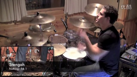 金属鼓 Meshuggah - Nothing Album Medley Drum Cover by Troy Wright