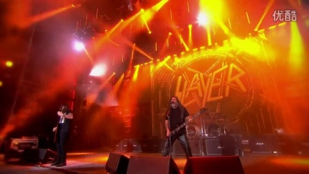 金属现场 Slayer - Repentless (live at Wacken 2014 release 2015)