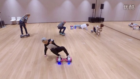【Sxin隋鑫】[超清练习室]NCT DREAM Hoverboard Freestyle 2 (1080P)
