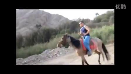 Best of Donkey & Pony Riding Girls - YouTube