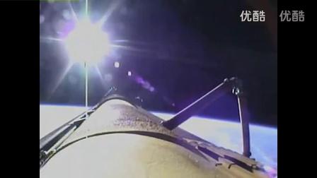 航天飞机升空返回全程