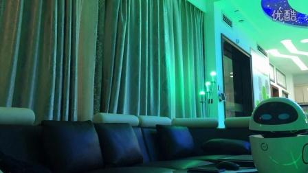 公子小白机器人与南京物联传感智能家居系统对接演示视频