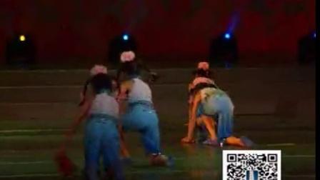 幼儿舞蹈-群舞-独舞:01.淮河小丫-来自公众号:幼师秘籍