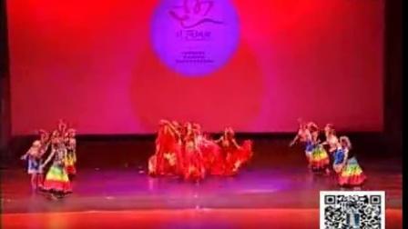 幼儿舞蹈-群舞-独舞:01.燃烧的火-来自公众号:幼师秘籍