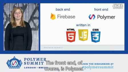 A Polymer Experience (Polymer Summit 2016)