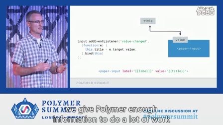 Data Flow in Polymer Elements and Apps (Polymer Summit 2016)