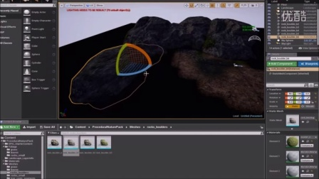 Procedural Nature Pack - Tips and Tricks (UE4)