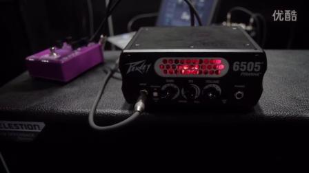 摇滚装备 @ bopian.com NAMM 2016- Peavey 6505 Piranha micro amp head