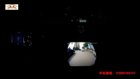 玛莎拉蒂-Ghibli加装路一视360度全景全车影像行车记录仪凯立德导航车载手机无线互联