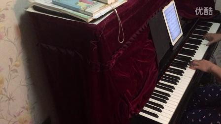 薛之谦《演员》钢琴曲_tan8.com