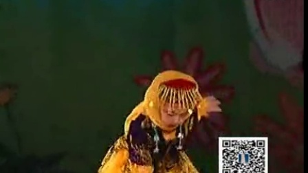 幼儿舞蹈-群舞-独舞:7《帕米尔之星》  热依拉  独舞-来自公众号:幼师秘籍