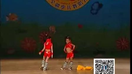 幼儿舞蹈-群舞-独舞:6《快乐天使》  努尔比亚  双人舞-来自公众号:幼师秘籍