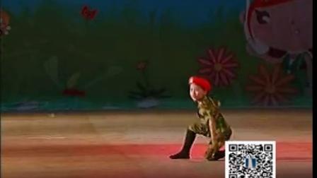 幼儿舞蹈-群舞-独舞:4《欢乐的小兵》  张玲  独舞-来自公众号:幼师秘籍