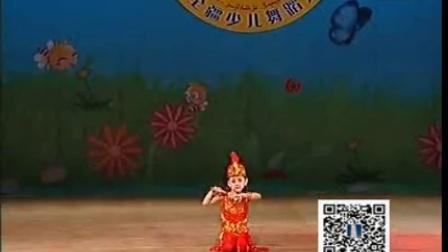 幼儿舞蹈-群舞-独舞:6《快乐心情》  阿依努尔  独舞-来自公众号:幼师秘籍