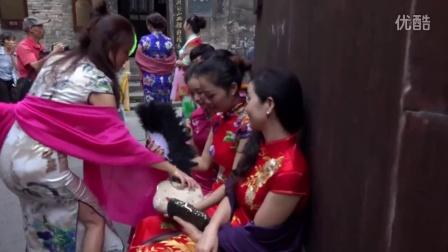 深圳旅游学校金都美女二十二年聚首洪江古城视频