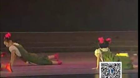 幼儿舞蹈-群舞-独舞:1  《天天向上》    广州军区司令部幼儿园-来自公众号:幼师秘籍