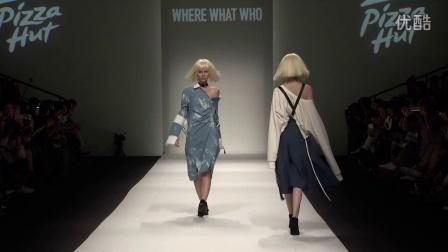 WHERE WHAT WHO 2017春夏系列发布