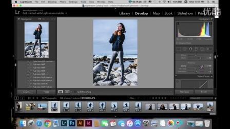 【教程】Lr基础调色入门教程 | Basic Lightroom Tutorial For Fashion Photography | CharliEvery