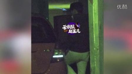 王宝强豪车换成普通车收工后独自回家