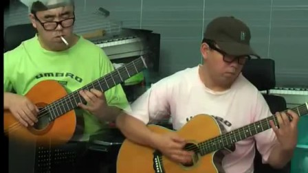 吉他指弹 007电影主题音乐 爵士双吉他版
