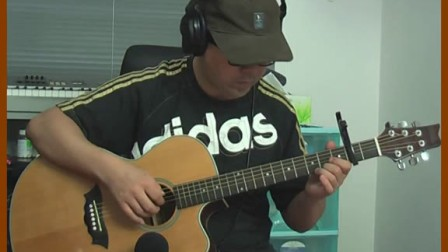 吉他弹唱 仙剑主题曲 张芸京《偏爱》【大伟吉他】