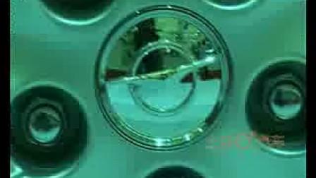 09上海车展-海马首款SUV S3实拍
