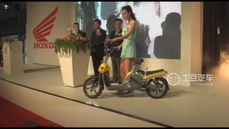 本田重庆摩托车展新车发布会