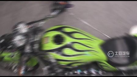 美国重型摩托品牌Victory参展摩博会