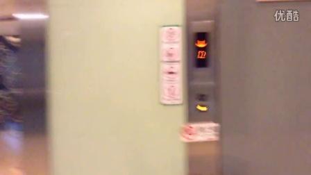 电梯10楼不停靠