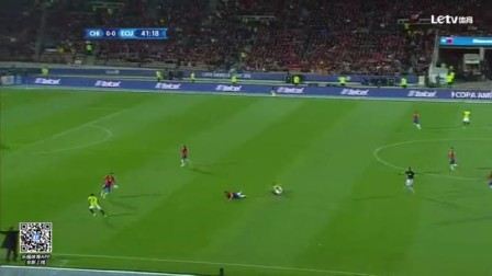 20150612_A组:智利vs厄瓜多尔