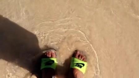 夏威夷的海灘真的是太美了!