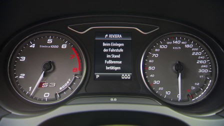 全天候小钢炮 德国试驾奥迪S3 Sedan 2.0T(中文/超清)