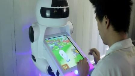 触摸机器人游戏机(做好)