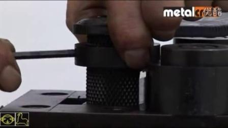 铁艺弯曲铆接工具