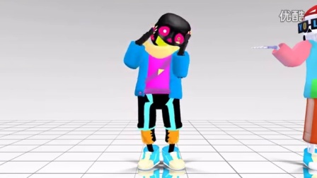 Bad Apple FreshXPaperJam(MMD)〖Undetale〗