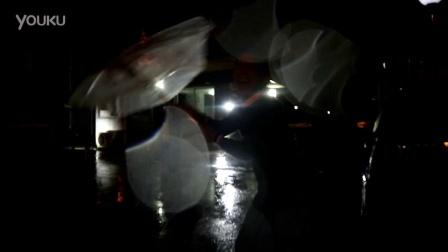 唐孜悦将逗比进行到底《台风天把伞玩坏》