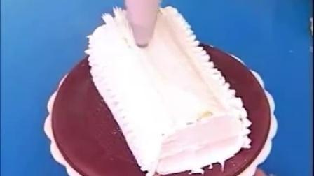 -红叶谷-西点培训教学-卡通条形蛋糕制作教程_标清