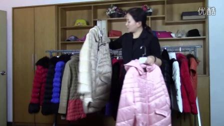 冬装羽绒棉衣外套⑩30件880