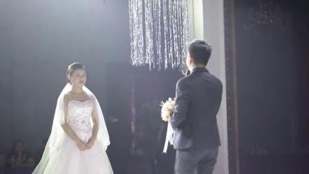 白烨婚礼主持视频
