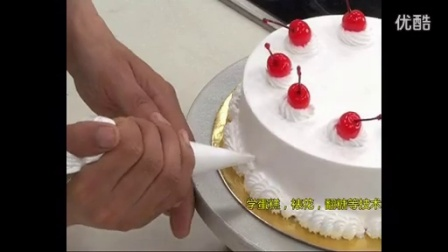 戚风蛋糕制作过程视频_电饭煲做蛋糕面包_标清