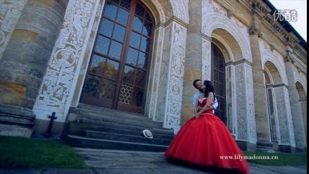 布拉格PRE-WEDDING摄影系列