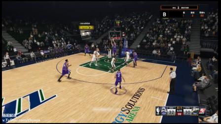[NBA2K15]第二份短合同直接重生--爵士 07期