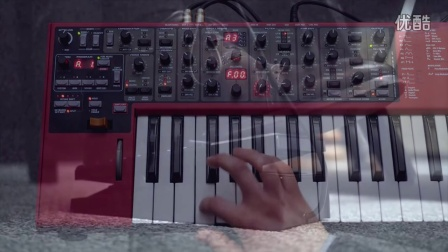 Nord Lead A1 Creative Sound Design_ Playing Live with Multilayers