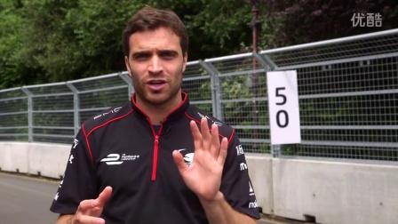 """Formula E赛车学校之""""刹车"""""""