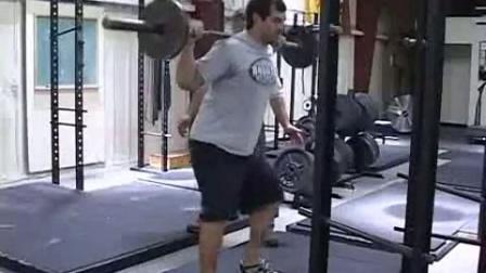 【深蹲】杠铃基本训练及强度制定-Squat