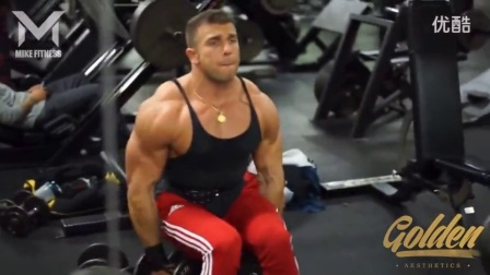 【健美训练】肩部质量训练Artemus Dolgin